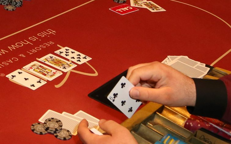 Online Casino Are You Ready For A Good Thing?